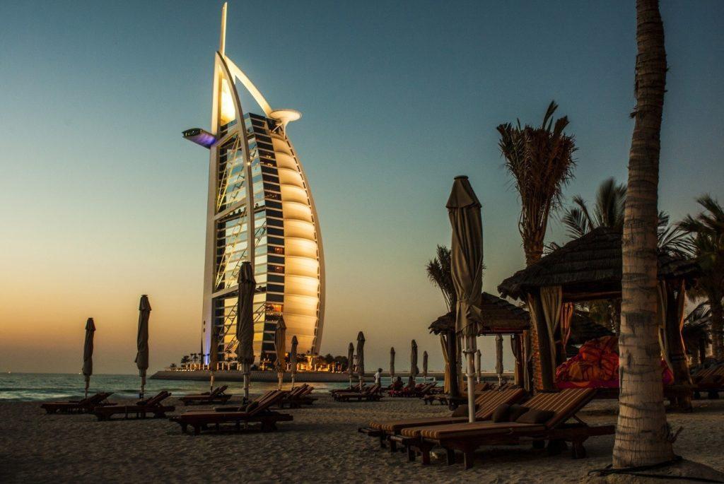 Luxushotel Burj al Arab Dubai