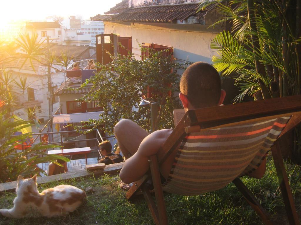 Mambembe Hostel Rio