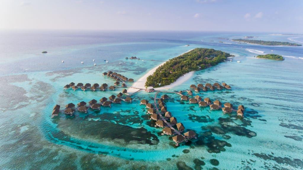 5 Wasserbungalows auf den Malediven, die ein absoluter Traum sind