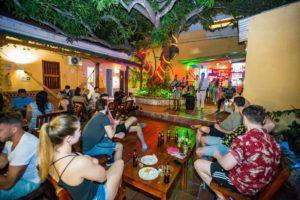 Party Hostel Viajero Cartagena Kolumbien