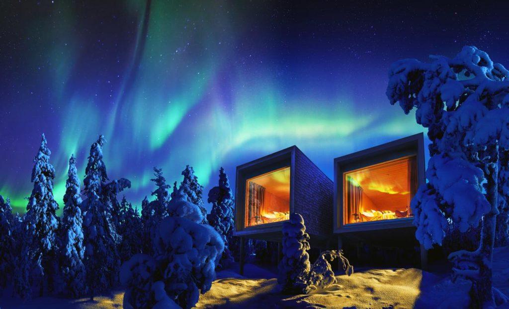 Arctic TreeHouse Hotel_Finnland