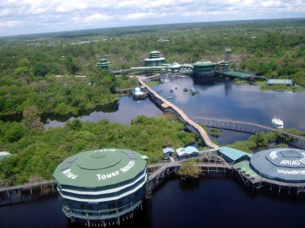 Ariau Amazon Towers