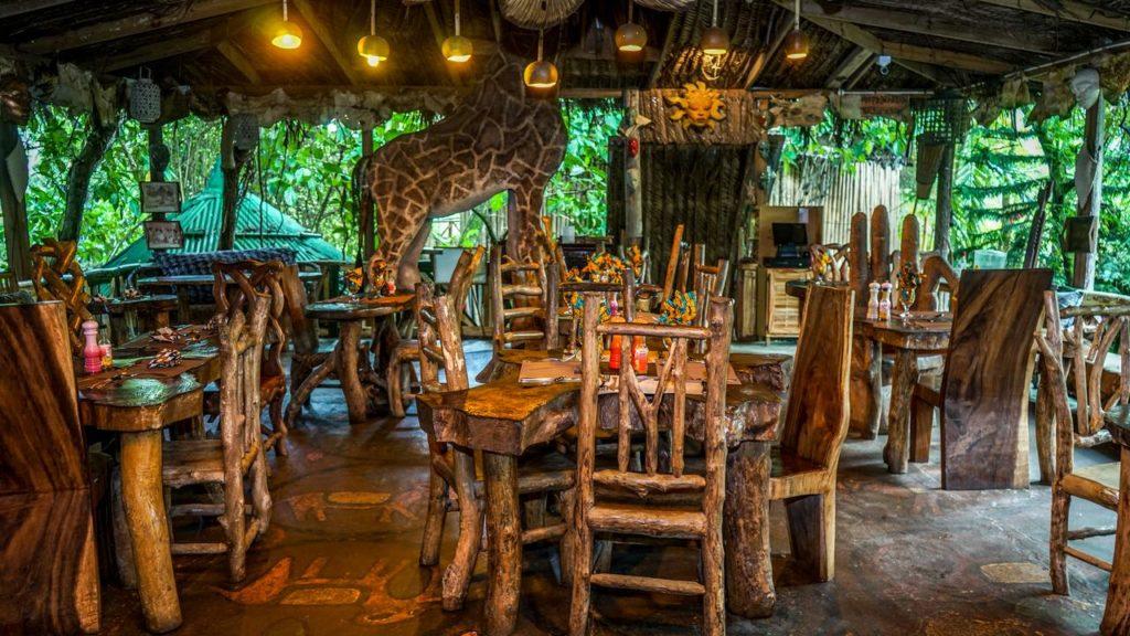 Great Huts Resort Jamaica
