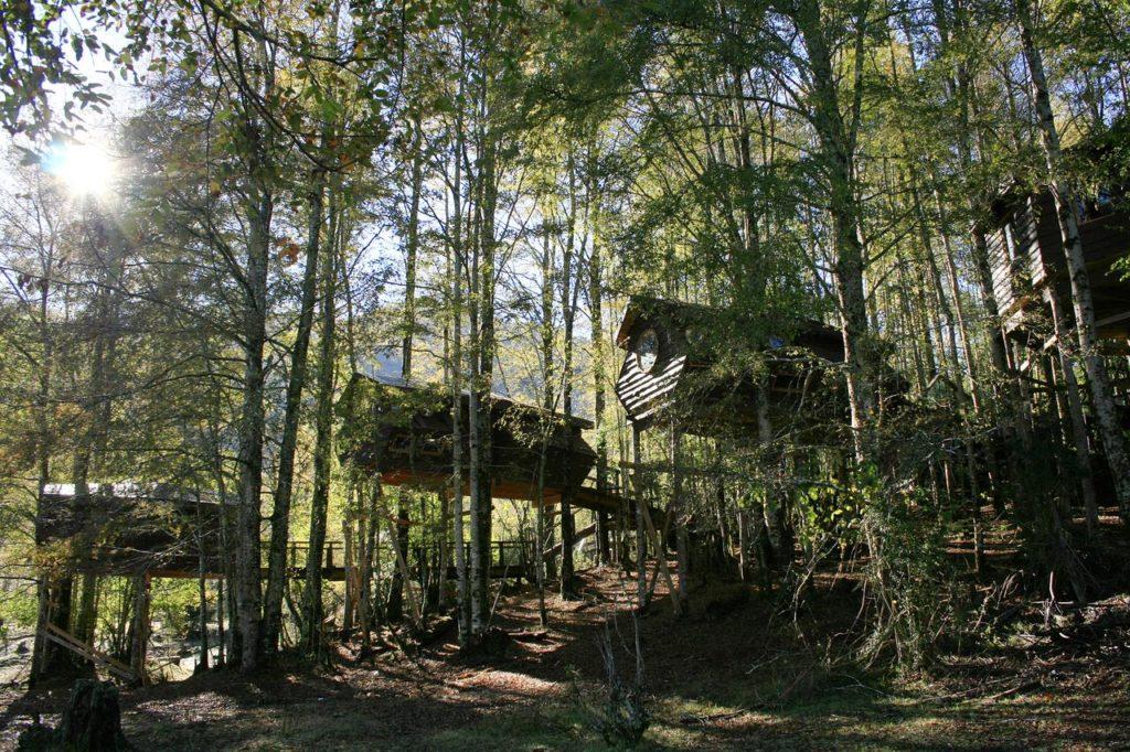 Huilo Huilo Biological Reserve Canopy Village