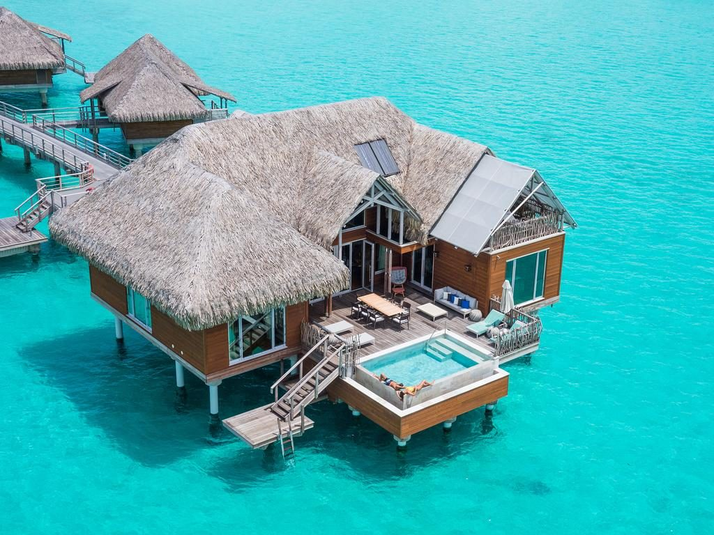 Wasserbungalow Intercontinental Bora Bora