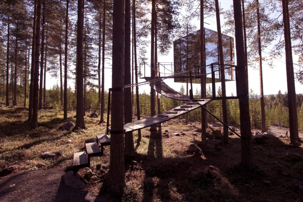 Baumhaus Treehotel Schweden