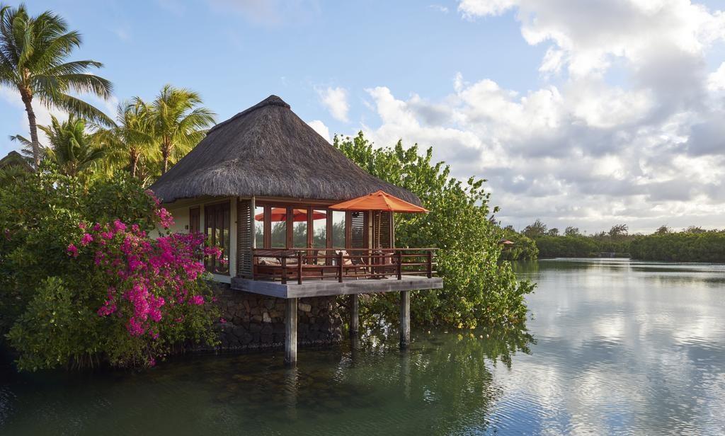 Wasserbungalows auf Mauritius