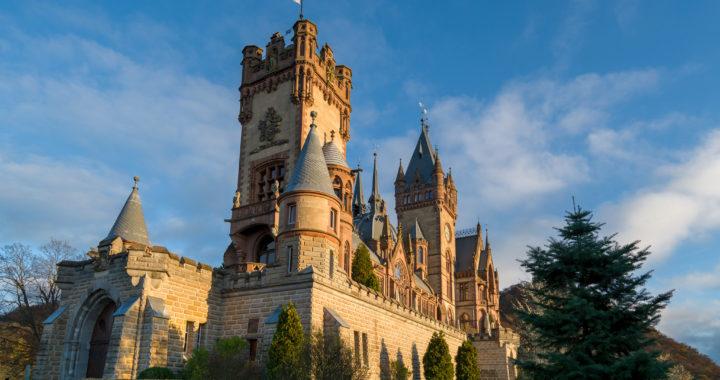 Schlösser und Burgen in Deutschland – Das sind die 25 schönsten