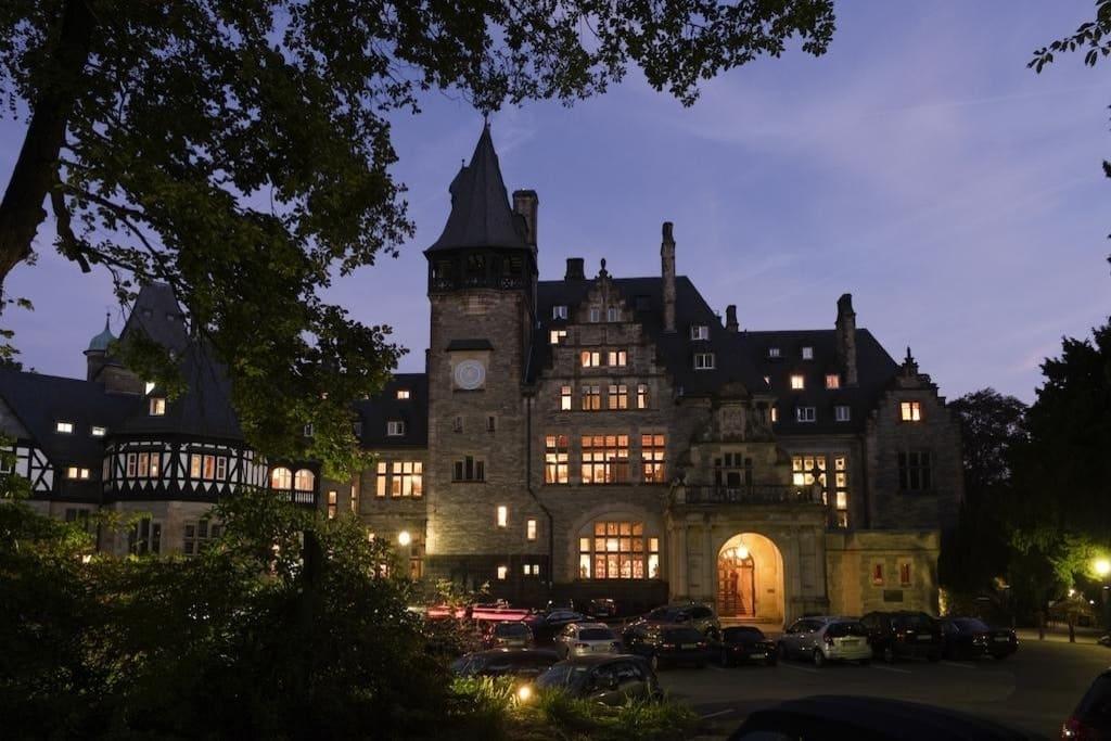 Schlosshotel Kronberg Hotel Frankfurt