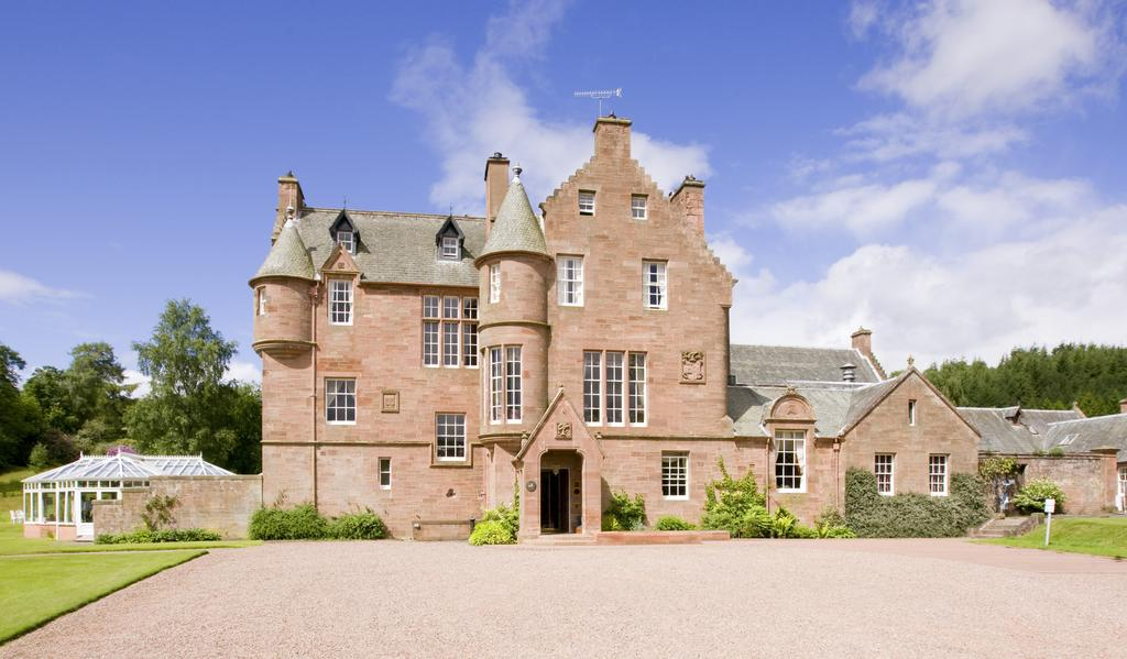 Cringletie House Die schönsten Schlosshotels in Schottland