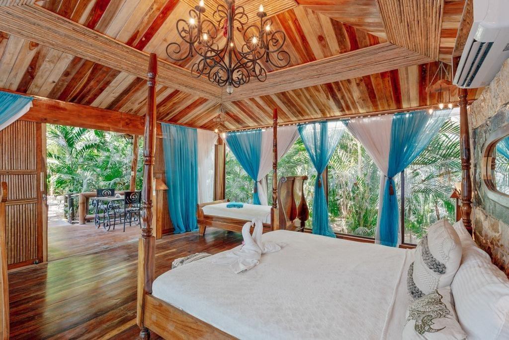 10 Costa Rica Bungalows am Strand für einen tropischen Urlaub