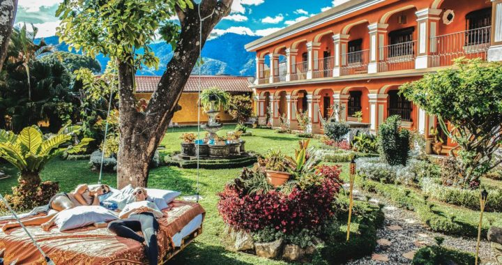 10 Besten Hostels in Antigua (Guatemala)