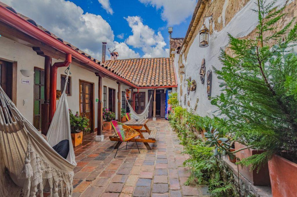 12 Besten Hostels in Bogotá, Kolumbien