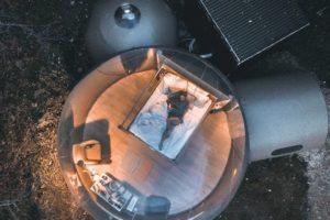 5 Bubblehotels mit Aussicht auf die Sterne