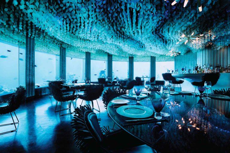 Niyama_Subsix_Unterwasser_Restaurant