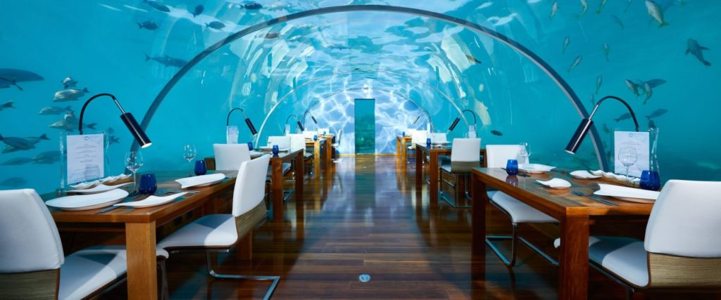 5 Unterwasser-Hotels die euch wie Captain Nemo fühlen lassen
