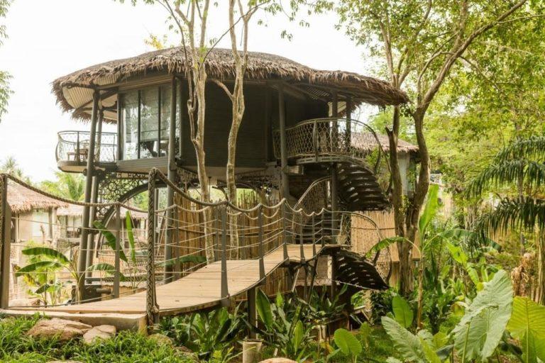 Koh-Yao-Noi-Baumhaus Villa
