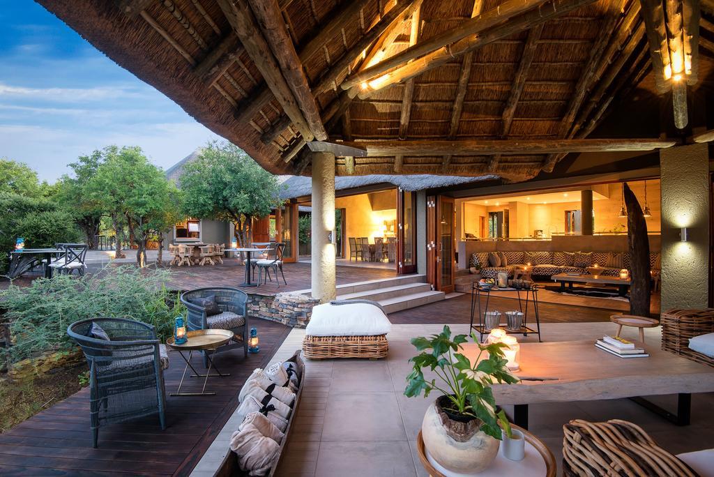 Lush-lodge Südafrika