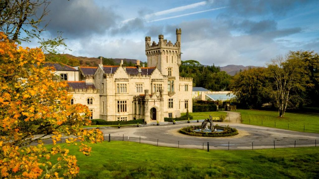 8 Besten Schlosshotels in Irland | Luxuriöse Irische Unterkünfte