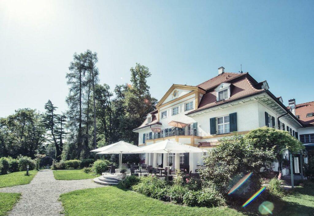 Vegane Hotels Bayern Schlossgut Oberambach