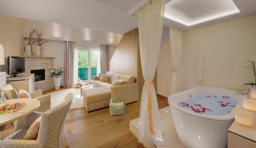 Wellnesshotel Sonnengut in Bad Birnbach Bayern