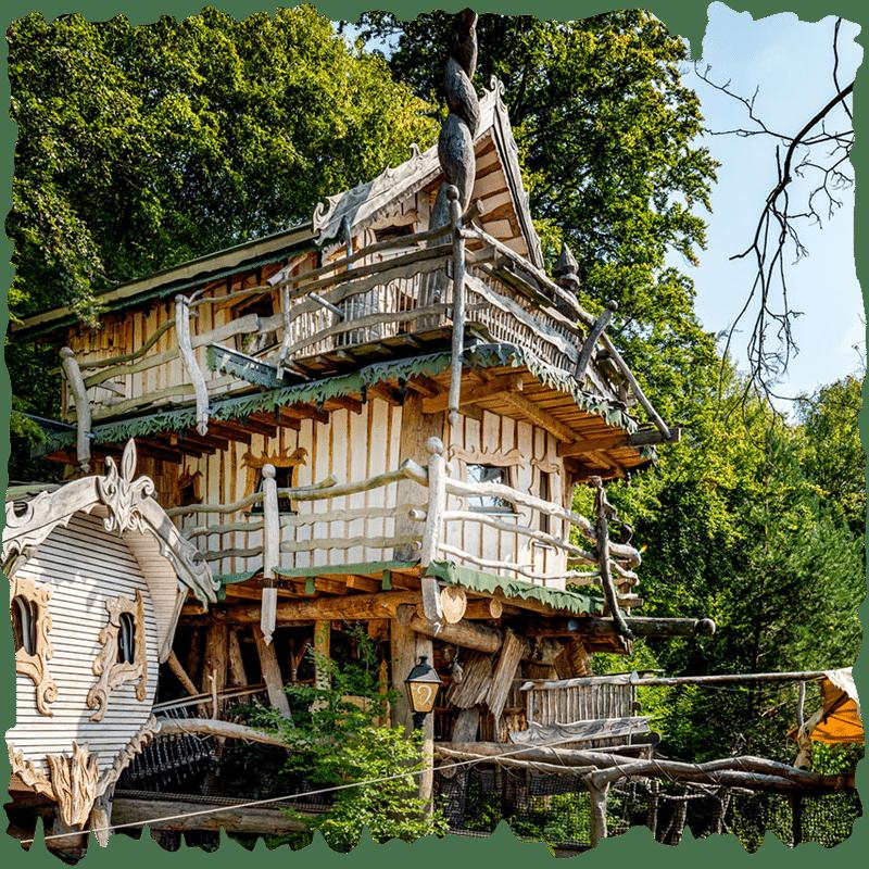 Baumhaushotels in Sachsen – so erfüllst du dir deinen Kindheitstraum!